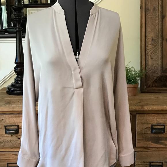 c1ae7fffb9ac9b Vince Tops - Silk VINCE. Doman Sleeve Tunic Blouse Size  S